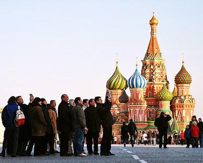 Москва заняла 60место врейтинге самых популярных туристических направлений