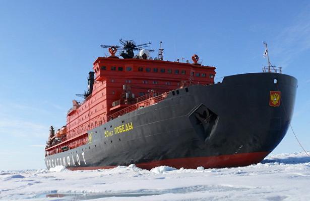 Россия может стать «королем» Арктики