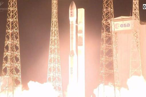 Cпутали двакабеля: ктоугробил ракету Vega