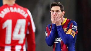 «Барселона» намерена подать апелляцию надисквалификацию Месси