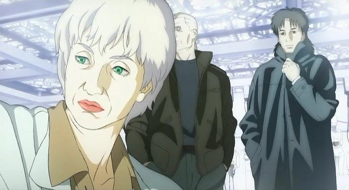 Ghost in the Shell (1995) Streaming Gratis Ita - | Cinema
