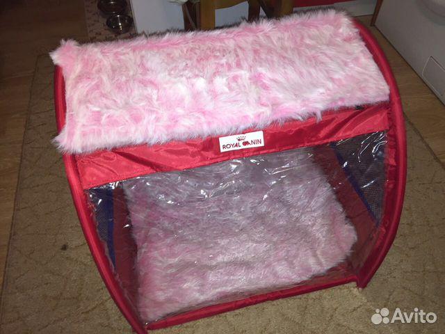 Палатка выставочная корм royal canin