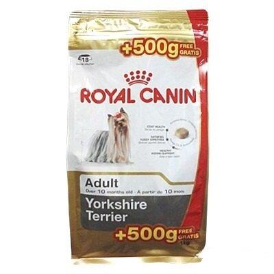 Корм royal canin йоркшир терьер
