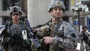 ВСШАприготовились отразить угрозу экстремистского насилия