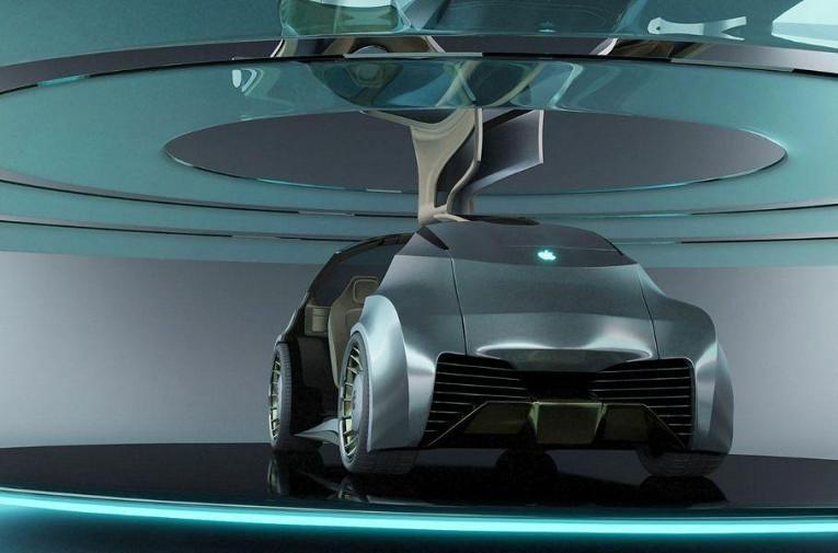 Аккумуляторный автомобиль Apple появится нераньше 2024 года