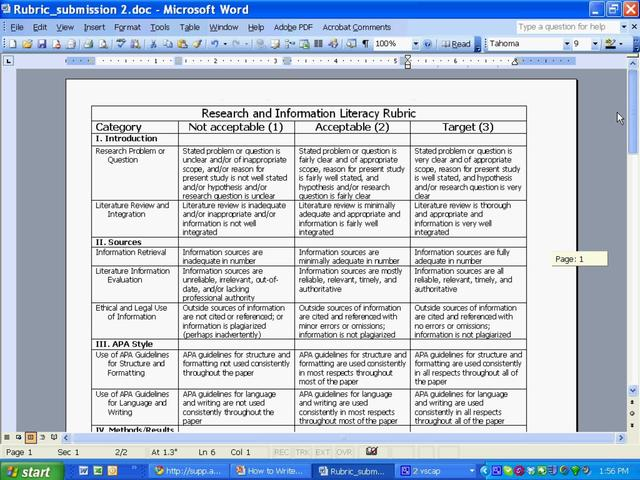 Academic and Scientific Dissertation Editing and