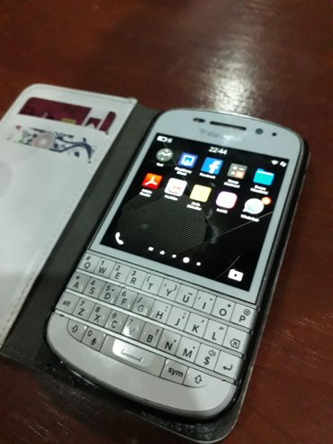 Blackberry manuale italiano
