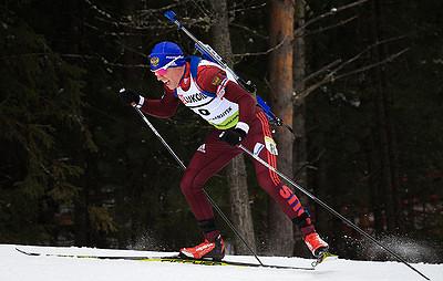 Биатлонист Слепов объяснил отравлением пропуск третьего допинг-теста
