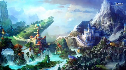 Fantasy art wallpapers for desktop