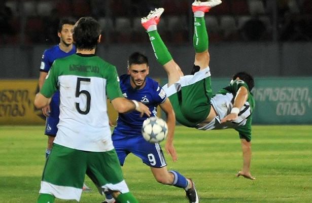 Чемпионат Грузии пофутболу— обзор XXVII тура