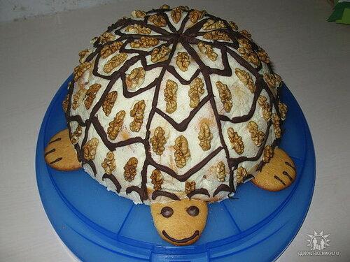 Рецепты и украшение тортов с фото