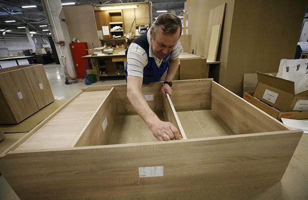 Мебельщики отметили дефицит ДСП