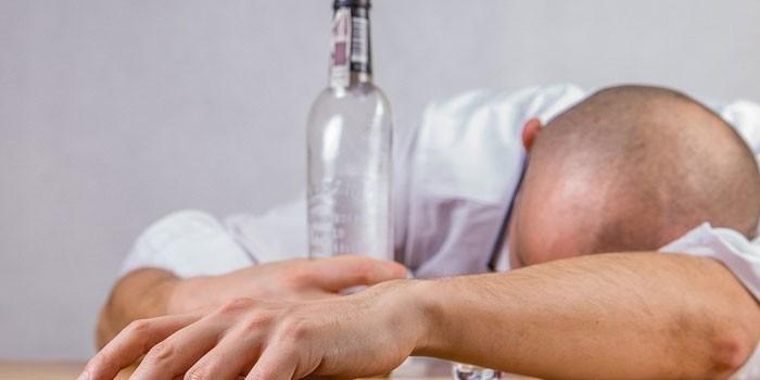 Как снять недельный запой в домашних условиях