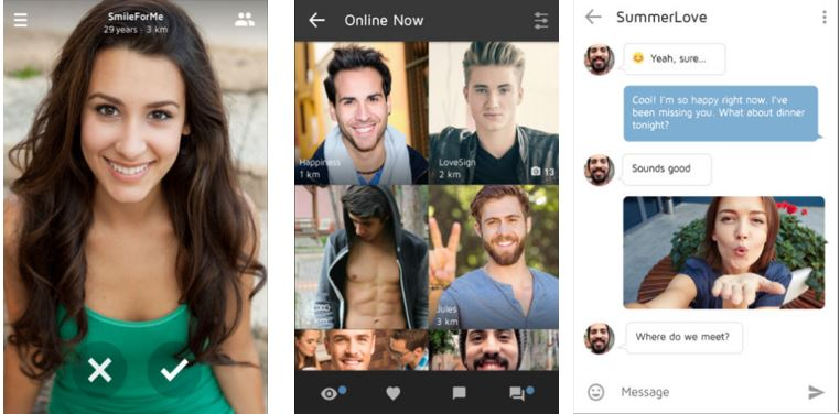 Online dating apps for pc
