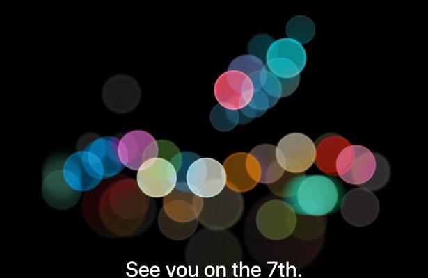Apple назначила дату аноса iPhone 7