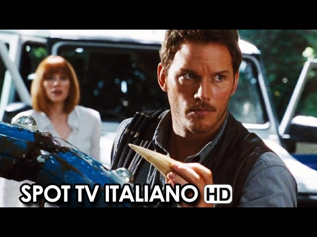 JURASSIC WORLD Trailer Ufficiale Italiano #2 (2015