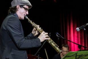 Квартет Магнуса Меля сыграл вВоронеже «стильный» джаз