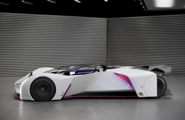 Ford воплотила вжизнь виртуальный спорткар