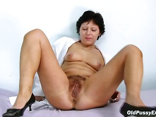 African hairy woman creampie free amature