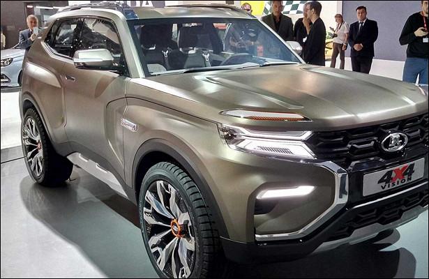 Новое поколение Lada Niva оценили вГермании
