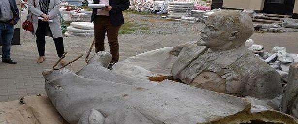 Вцентральном парке Белгорода восстановят памятник Ленину