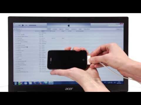 Как быстро скинуть видео и фото с iphone
