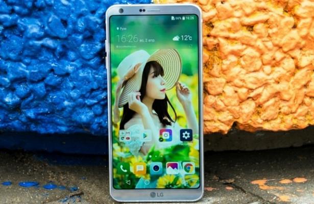 Обзор смартфона LGG6: флагман согромным экраном