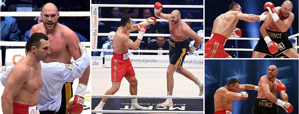 Watch Tyson Fury vs Wladimir Klitschko Online - VPN