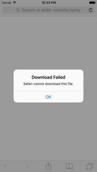 Why can't my iPhone download files? - Yahoo Answers