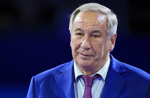 Тарпищев переизбран президентом Федерации тенниса