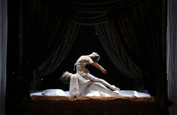 Ромео иДжульетта обручились насцене Новосибирского театра оперы ибалета