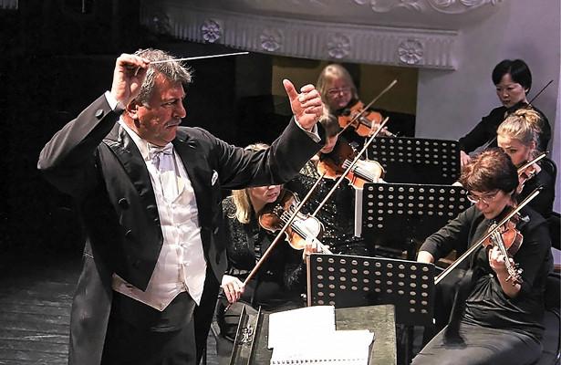 Гастроли вНаходке: Тихоокеанский симфонический оркестр даст дваконцерта