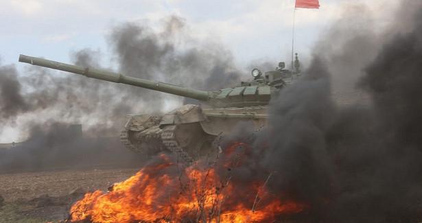 ВЧелябинской области стартовали всеармейские этапы конкурсов «Танковый биатлон» и«Суворовский натиск» АрМИ-2021