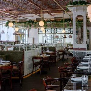 Напятом этаже ЦУМа открылся ресторан Buro TSUM