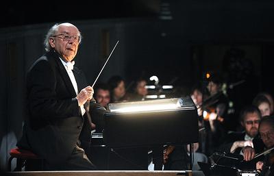 Цикл концертов к85-летию дирижера Рождественского откроется вМоскве