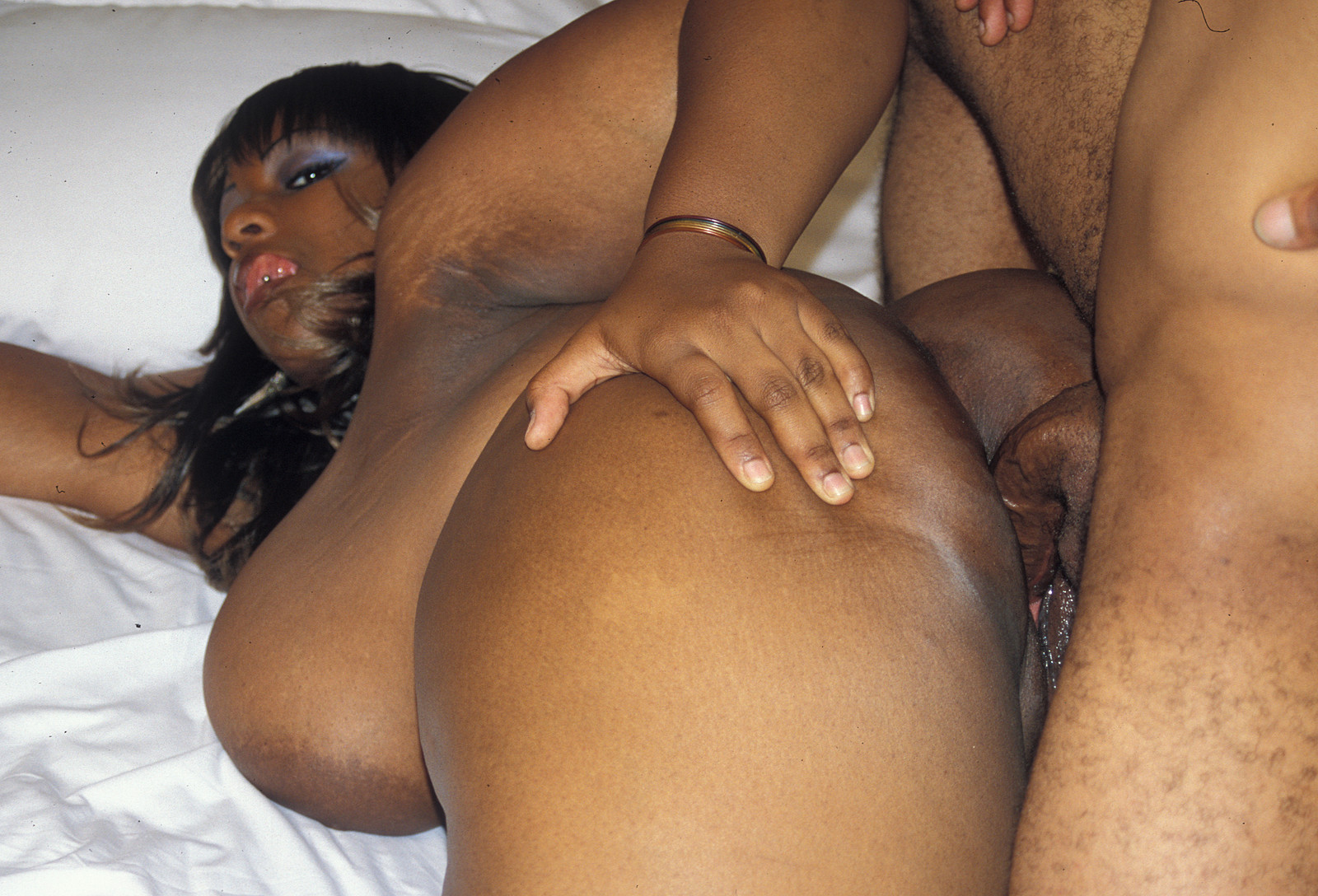 Homemade Black Bbw Milf