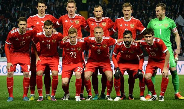 Сборная России может сыграть сИсландией вконтрольном матче
