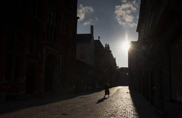 Бельгия вновь ввела жесткий карантин