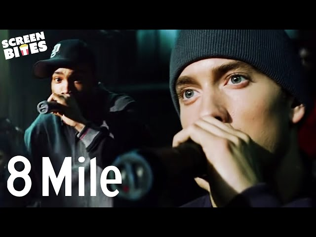 Mile - Final Battle - Eminem VS Papa Doc (HD Video