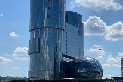 Подмосковный бизнес‑центр «Двакапитана» введут вэксплуатацию вноябре