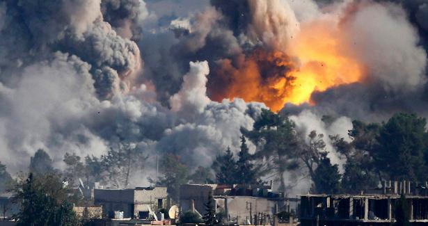 ВСирии уничтожили убежище ИГ