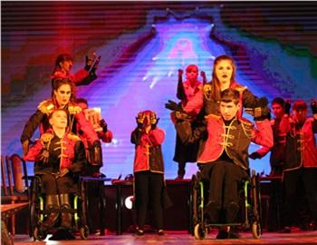 ВКрасноярске поздравили победителей фестиваля «Крылья успеха»