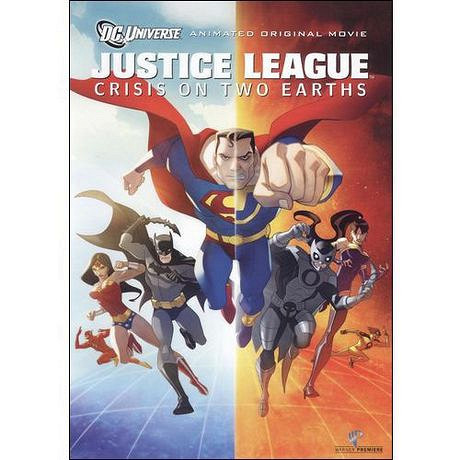 HD Justice League: Crisis on Two Earths () Watch Online