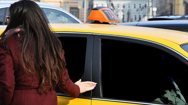 ВМоскве таксист изнасиловал пассажирку