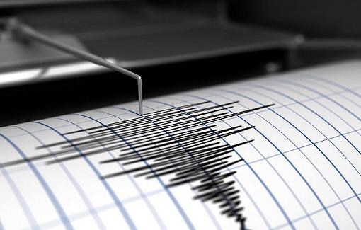 Землетрясение магнитудой 5,8случилось вТихом океане
