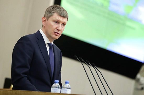 ВГосдуму пригласили главу Минэкономразвития Максима Решетникова