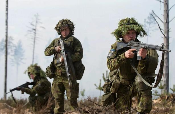 Эстонский генерал призвал увеличить расходы наоборону из-заРоссии