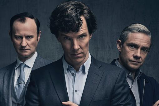 Создатель «Шерлока» сыграет в«Благих знамениях»