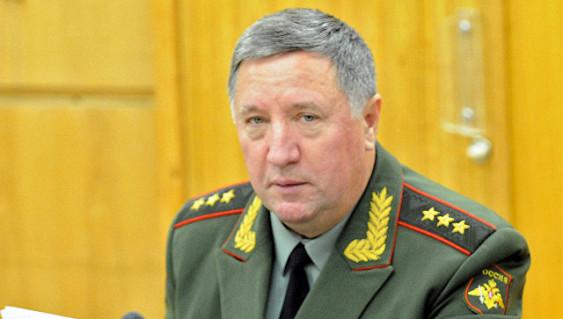Верховный суд отказал всмягчении приговора экс-главкому Сухопутных войск