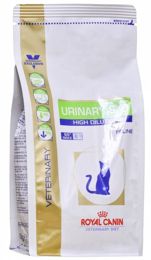 Корм royal canin urinary u c